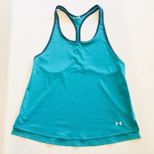 Under Armour Workout Tank Racerback S M